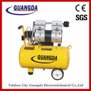 Oil Free Air Compressor 850W 30L 165L/Min (GDG30) pictures & photos