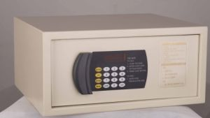 Electronic Hotel Safe with Digital Lock pictures & photos