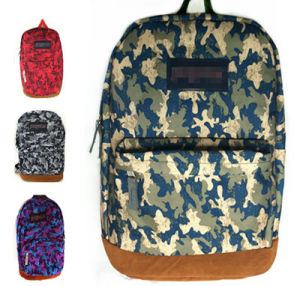 Printing Retrol Backpack Harajuku Bag School Bag
