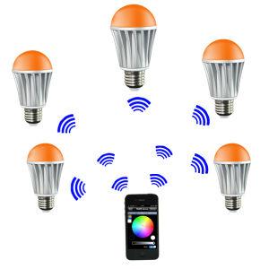 7W RGBW WiFi LED Bulb (SU-BULB-RGBW) pictures & photos
