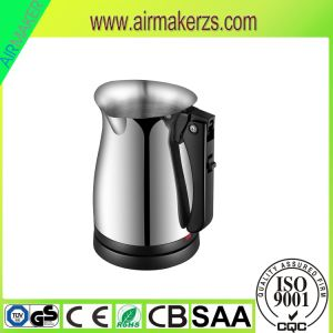 Electric Stainless Steel Turkish Coffee Maker with Anti-Overflow Function pictures & photos