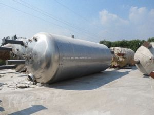 Pressure Vessel, Glass Chemical Reactor pictures & photos