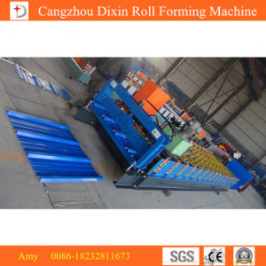 2016 New Design Trapezoid Roll Forming Machine pictures & photos