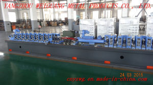 Wg16 Automatic Carbon Steel Pipe Production Line pictures & photos