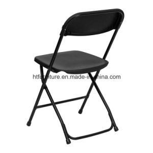 Lightweight Black Event Folding Chairs pictures & photos