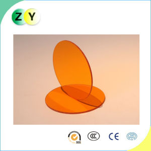 Orange Glass, Optical Filter, CB535 pictures & photos