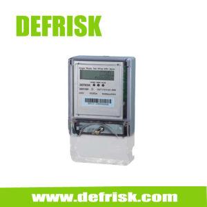 Single Phase Electronic Kilowatt Hour Meter, Energy Meter LCD Display