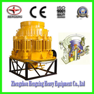 High Capacity Cone Crusher for Rivertone Crushing pictures & photos