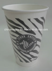 Disposable Foaming Cup with Custom Pattern Design