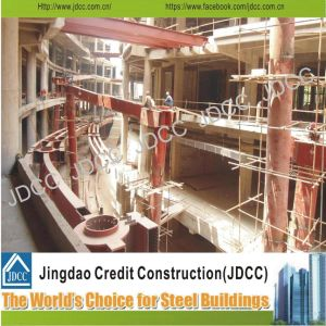 Light Steel Structure Mall Building pictures & photos