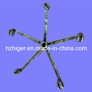 Aluminum Die Casting/ Furniture Legs with Five Feet pictures & photos