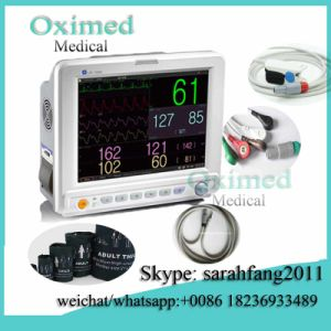 Medical Equipment Multi-Function Patient Monitor up-7000 SpO2 ECG and NIBP Monitoring with Accessories