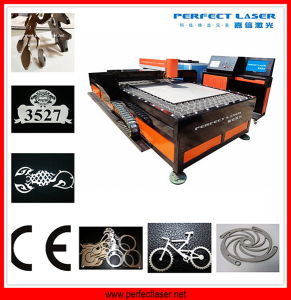 High Precision YAG Laser Steel Plate / Sheet Cutting Machine (PE-M700) pictures & photos