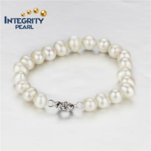 8mm AA Potato Natural Freshwater Pearl Bracelet pictures & photos