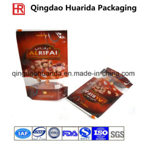Ziplock Resealable Stand up Plastic Food Packaging Bag pictures & photos