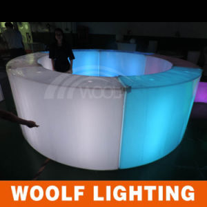 Waterproof Design Colorful Party LED Outdoor Bar Table pictures & photos