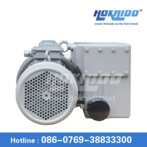 Hokaido Oil Rotary Vane Vacuum Pump for Cooling (RH0100) pictures & photos