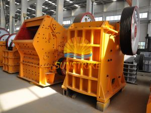 2017 Latest Technology New Price Rock Crusher