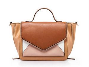 2015 Hot Sale Shoulder PU Fashion Leather Handbags (ZC007) pictures & photos