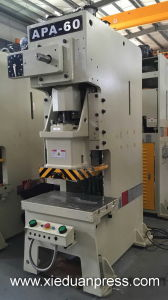 Made in China Ningbo Manufacture 60ton Mechanical Press pictures & photos