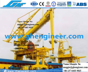 Palm Kernel Meal Screw Type Ship Unloader pictures & photos