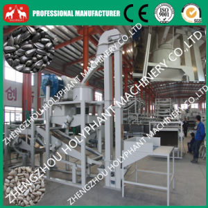 200-300kg/H Small Complete Set of Sunflower Seeds Sheller Machine (0086 15038222403) pictures & photos