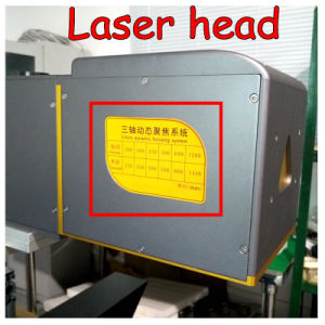 CO2 Laser Engraver 3-Axis Dynamic Focus System 1200X1200mm Working Area pictures & photos