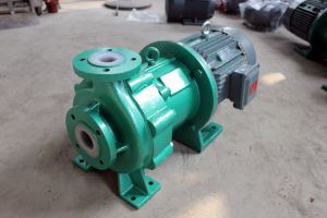 Fluoro Plastic Lined Magnetic Drive Circulating Pump pictures & photos