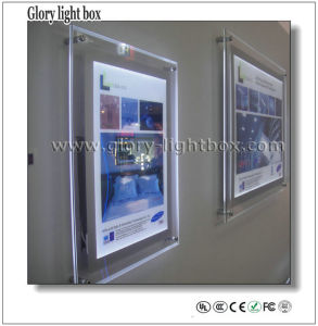 Hotel Application LED Crystal Light Box pictures & photos
