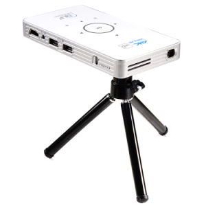 Android 5.1 C6 Projector Amlogic S905 1000 Lumens pictures & photos
