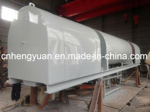 Good Sale Rice Husk Continuous Charcoal Furnace pictures & photos
