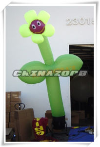 Smiling Flower Inflatable Sky Dancer pictures & photos