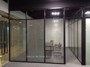 Aluminum Partition Profile (Extrusion for office furniture) pictures & photos