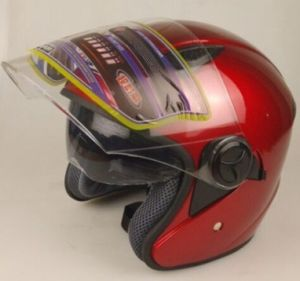 Open ABS Motorcycle Cheap Full Face Half Face Flip Helmet Stm (HD2006)