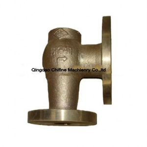 Resin Sand Casting Brass Valve Part pictures & photos