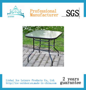 Outdoor Furniture Garden Furniture Foldable Dining Table (FD-T-028I)