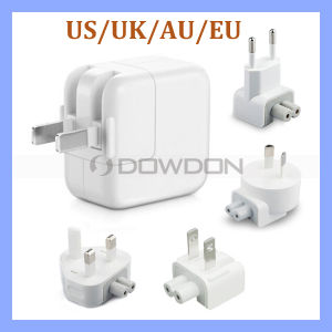 2.1A 10W Us/UK/EU/Au USB Power Adapter for iPad iPhone Wall Charger pictures & photos