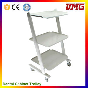 Stainless Steel Medical Instrument Cart pictures & photos