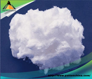 White and Soft Refractory Ceramic Fiber Bulk 1260c pictures & photos