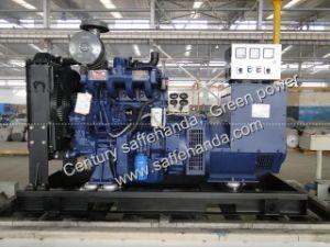 50kVA Weichai Diesel Generator /8kw-600kw Weichai Silent Serial Diesel Generator Sets