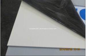 Ivory White Aluminum Composite Panel for Curtain Wall, Ceiling, Eaves, Balcony, etc
