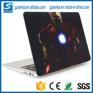 Iron Man Hard Case with Print for MacBook Air Case pictures & photos
