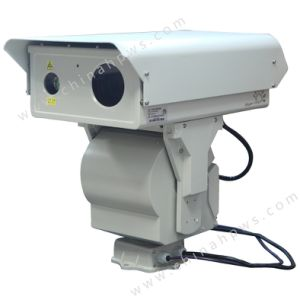 Long Range PTZ Outdoor IR Laser Night Vision Camera (2km in Total Darkness) pictures & photos
