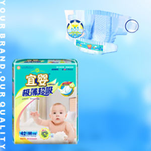 Disposable Baby Diapers With Baby Care pictures & photos