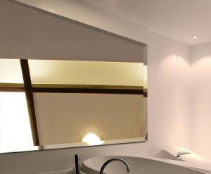 Beveled Mirror with Silver for Decorative Bathroom 2mm, 3mm, . 4mm, 5mm, 6mm pictures & photos