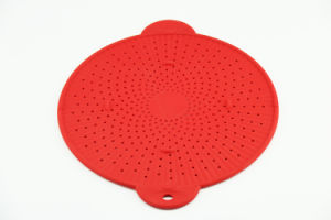 High Quality Silicone Colander for Cookware