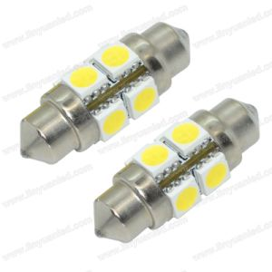 F36-8SMD 5050 LED License Plate Light