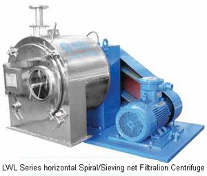 Net Filtralion Centrifuge