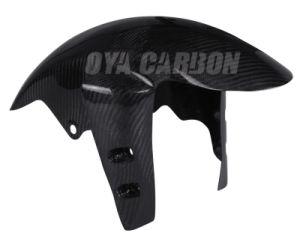 Carbon Fiber Front Fender for YAMAHA R1 (04-08) / Fz-8 (11-13) / Fazer 8 (11-13) / Fz1-Fazer 06-13 pictures & photos