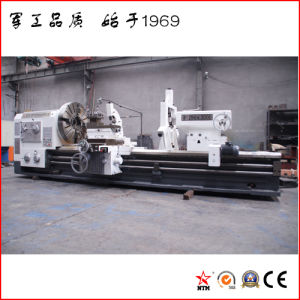 High Precision Conventional Lathe for Machining 20 T Cylinder (CG61160) pictures & photos